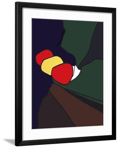 Les Inséparables-Joan Gardy-artigas-Framed Art Print