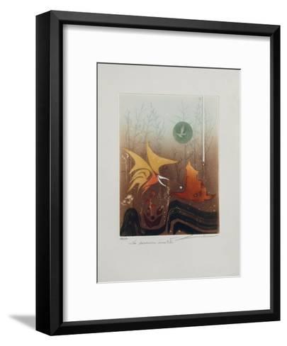 Les Sorciers InsoIItes--Framed Art Print
