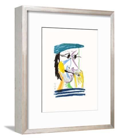 Le Go?t du Bonheur 17-Pablo Picasso-Framed Art Print