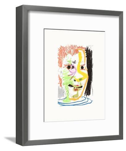 Le Go?t du Bonheur 24-Pablo Picasso-Framed Art Print