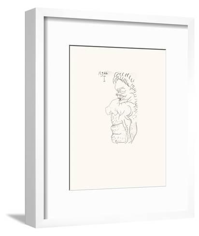 Le Go?t du Bonheur 26-Pablo Picasso-Framed Art Print