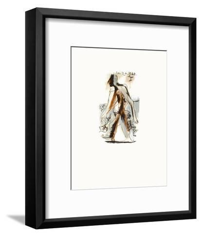 Le Go?t du Bonheur 30-Pablo Picasso-Framed Art Print