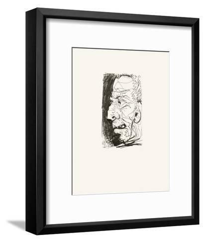 Le Go?t du Bonheur 34-Pablo Picasso-Framed Art Print