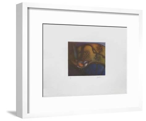 L'?ventail-Laurent Schkolnyk-Framed Art Print