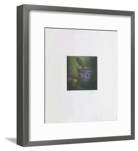 Hommage à Chardin-Laurent Schkolnyk-Framed Art Print