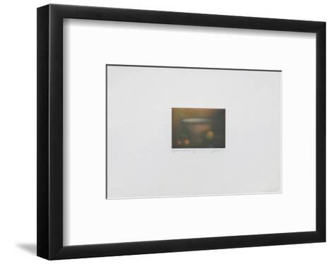 Les deux mirabelles-Laurent Schkolnyk-Framed Art Print