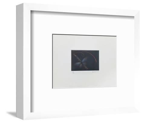 Nouvel an 1987-Laurent Schkolnyk-Framed Art Print