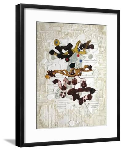 Magnificat III-Paolo Boni-Framed Art Print