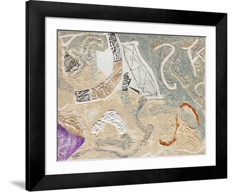 Composition II-Pierre Duclou-Framed Art Print