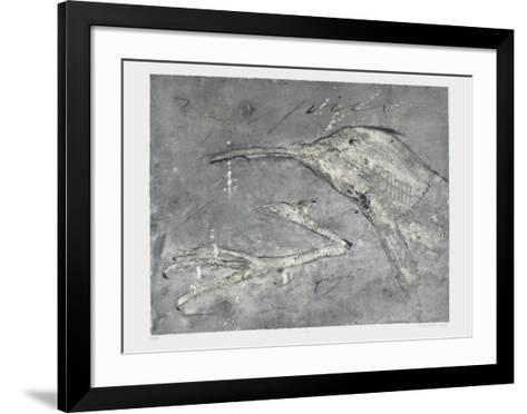 Pico-Alexis Gorodine-Framed Art Print
