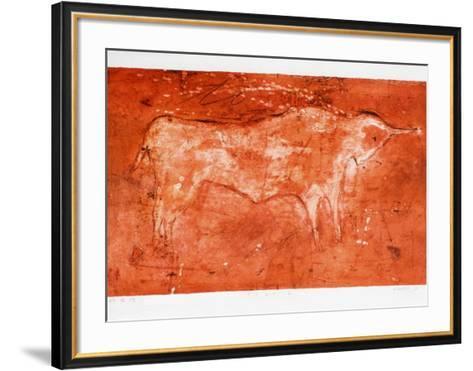 Toro G-Alexis Gorodine-Framed Art Print