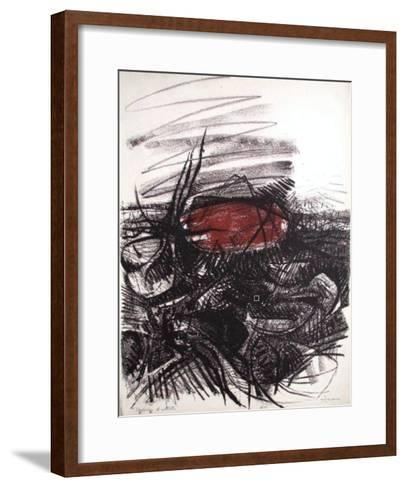 A Preface And Four Seasons II-John Levee-Framed Art Print