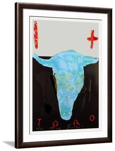 Toro-Tony Soulie-Framed Art Print