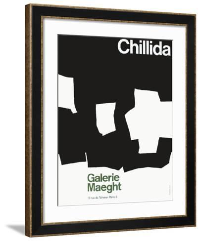 Expo Maeght 68-Eduardo Chillida-Framed Art Print