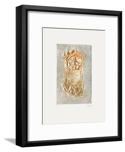 Compositon XI-Thierry Buisson-Framed Art Print