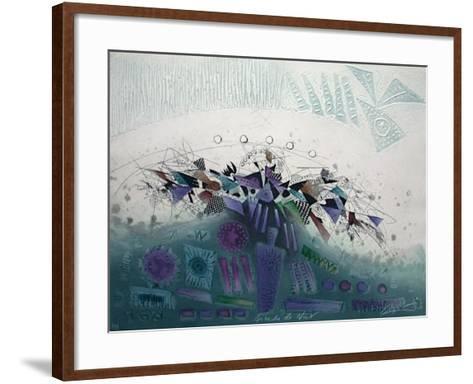 Aspects De Nuit-Georges Dussau-Framed Art Print