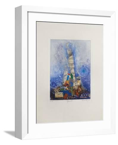 Opus II-Nissan Engel-Framed Art Print