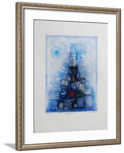 Appassionata II-Nissan Engel-Framed Art Print