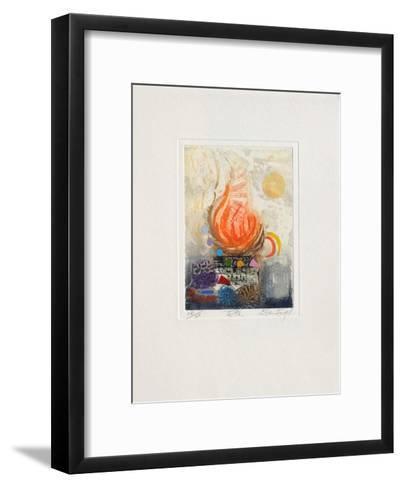 Saisons : Et?-Nissan Engel-Framed Art Print
