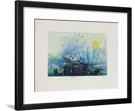 Seasons : Spring-Nissan Engel-Framed Art Print