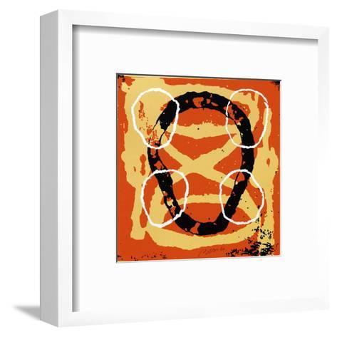 Hoshi 1-Jacques Bosser-Framed Art Print