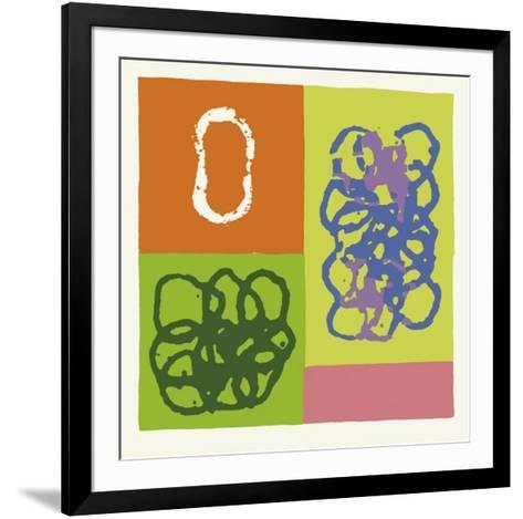 Mokoko-Jacques Bosser-Framed Art Print