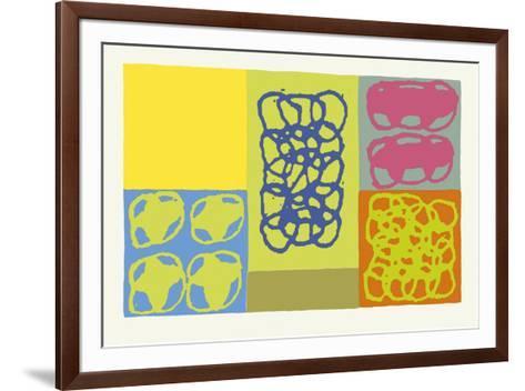 Aoko-Jacques Bosser-Framed Art Print