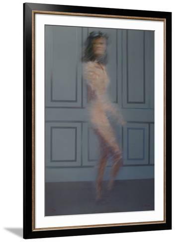 Nu En Mouvement-Pierre Doutreleau-Framed Art Print