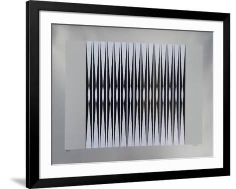 Composition Cin?tique-Dordevic Miodrag-Framed Art Print