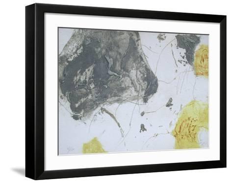 Monde Imaginaire VI-Kim En Joong-Framed Art Print