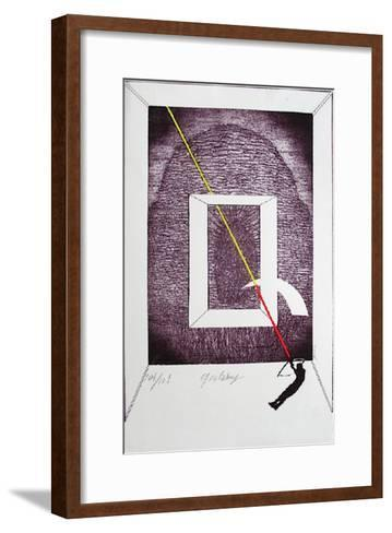 La Grande Arche-Guy Rachel Grataloup-Framed Art Print