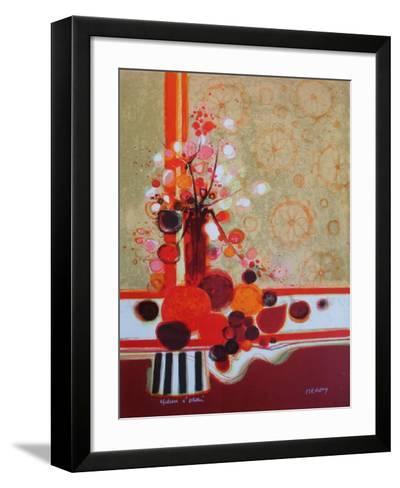 73 Nature Morte Aux Fruits-Fr?d?ric Menguy-Framed Art Print