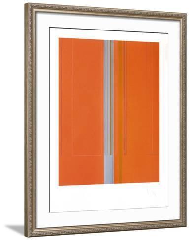 Composition Abstraite IX-Luc Peire-Framed Art Print