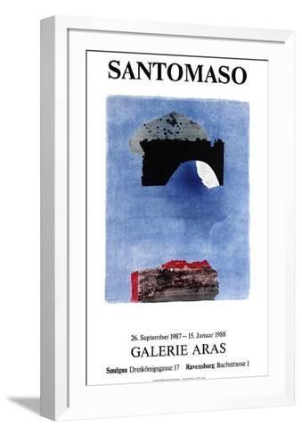 Expo Galerie Aras-Giuseppe Santomaso-Framed Art Print