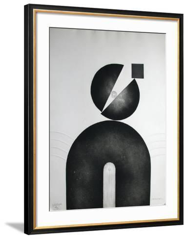 Gobeligne-Andr? Stempfel-Framed Art Print