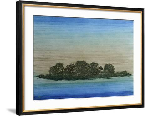 Enez Bihan-Yannick Ballif-Framed Art Print