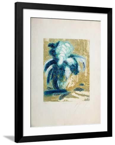 Cachemire-Jean-marie Guiny-Framed Art Print