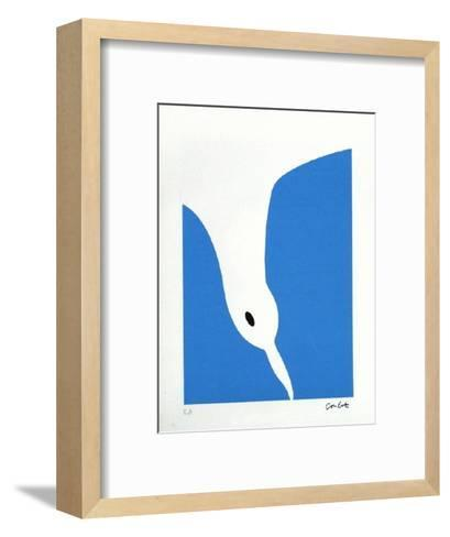 La Mouette I-Jean Coulot-Framed Art Print