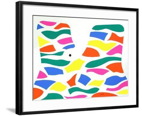 La Mouette VI-Jean Coulot-Framed Art Print