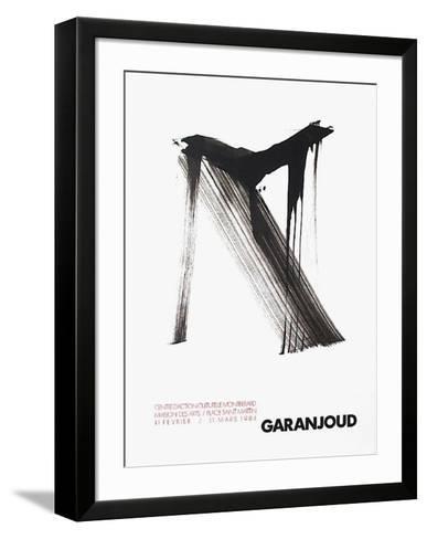 Expo MontbéIIard-Claude Garanjoud-Framed Art Print