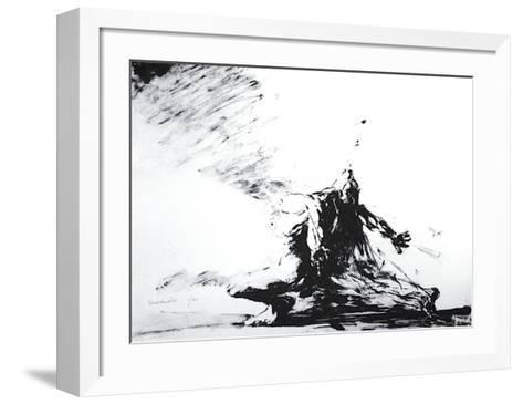 Désir-Ahmed Shahabuddin-Framed Art Print