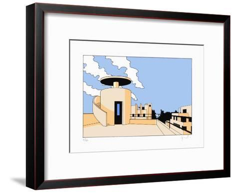 Paris, Rue Mallet-Stevens 03-Jean-Pierre Lyonnet-Framed Art Print
