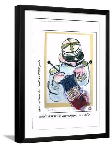 Mus?e D'Histoire Contemporaine-Andr? Fran?ois-Framed Art Print