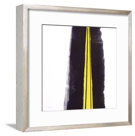 L 1973-26-Hans Hartung-Framed Art Print
