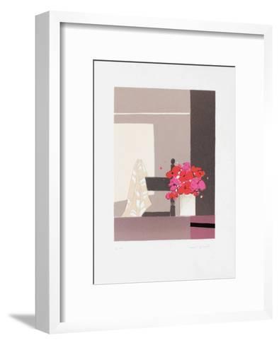 Bouquet IV-Andr? Vigud-Framed Art Print