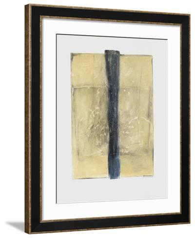 Fan-Alexis Gorodine-Framed Art Print