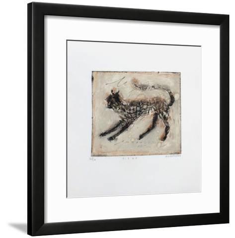 Tigre-Alexis Gorodine-Framed Art Print