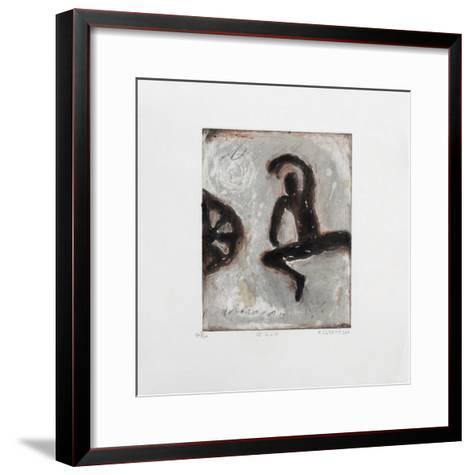 Roue-Alexis Gorodine-Framed Art Print