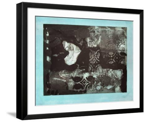 Composition X-Antoni Clave-Framed Art Print