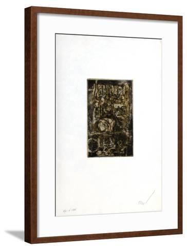 Composition XI-Antoni Clave-Framed Art Print